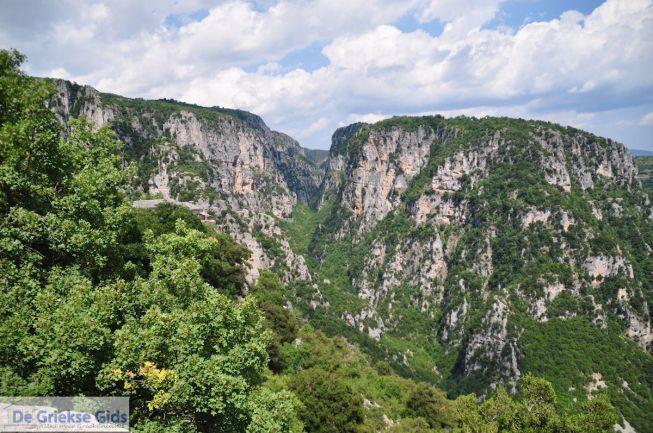 Vikos kloof Zagoria